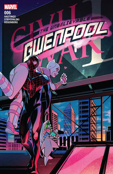 Gwenpool, The Unbelievable (2016) #06