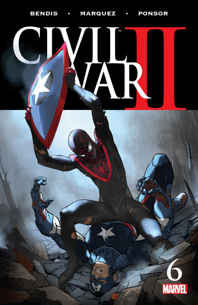 Civil War II (2016) #06