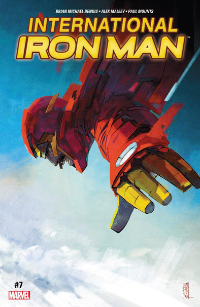 International Iron Man (2016) #07