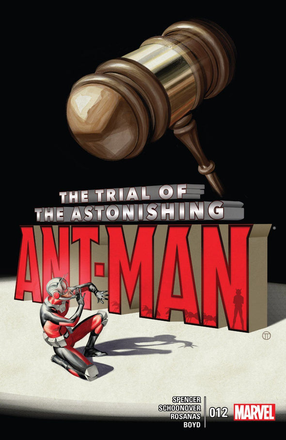 Astonishing Ant-Man (2015) #12