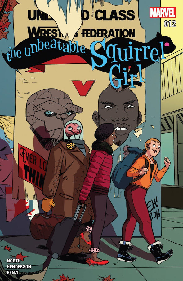 Unbeatable Squirrel Girl (2015 Vol. 2) #12