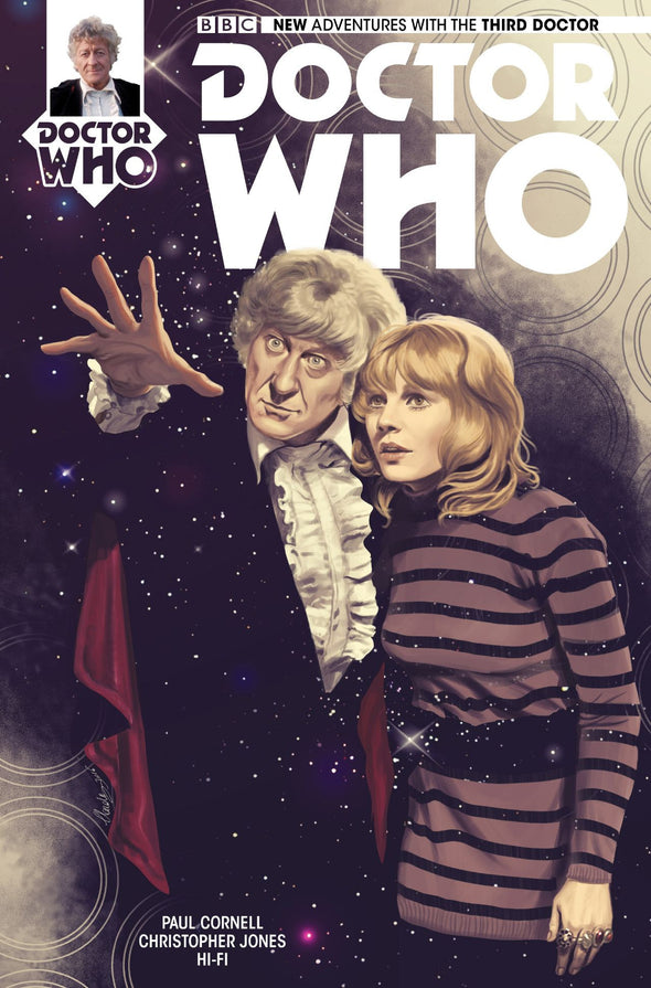 Doctor Who 3rd (2016) #02
