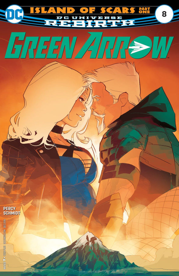 Green Arrow (2016) #008