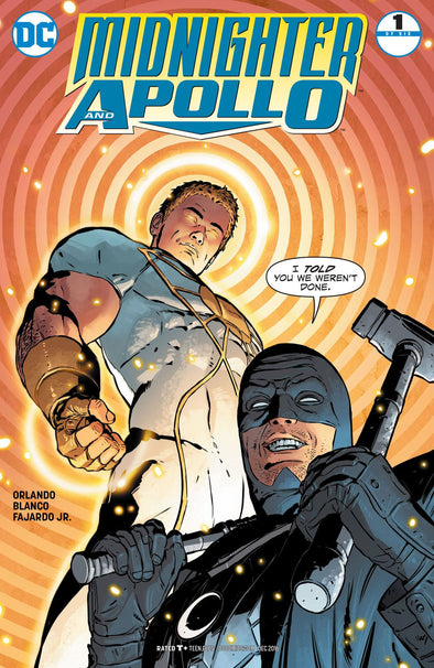 Midnighter and Apollo (2016) #01