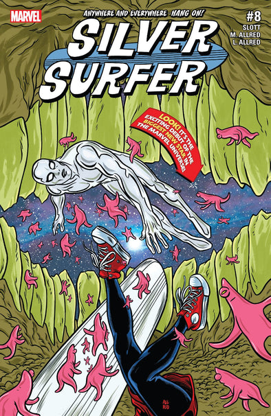 Silver Surfer (2016) #08