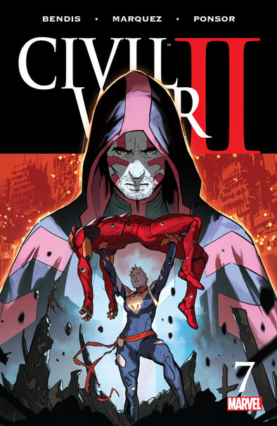 Civil War II (2016) #07