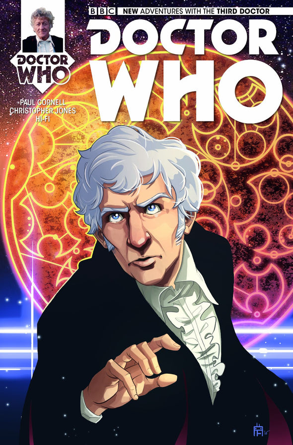 Doctor Who 3rd (2016) #03