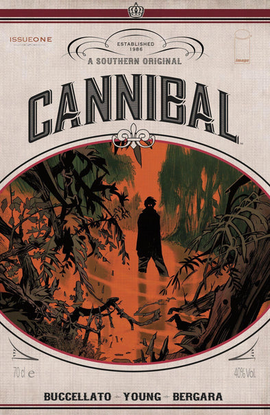 Cannibal (2016) #01
