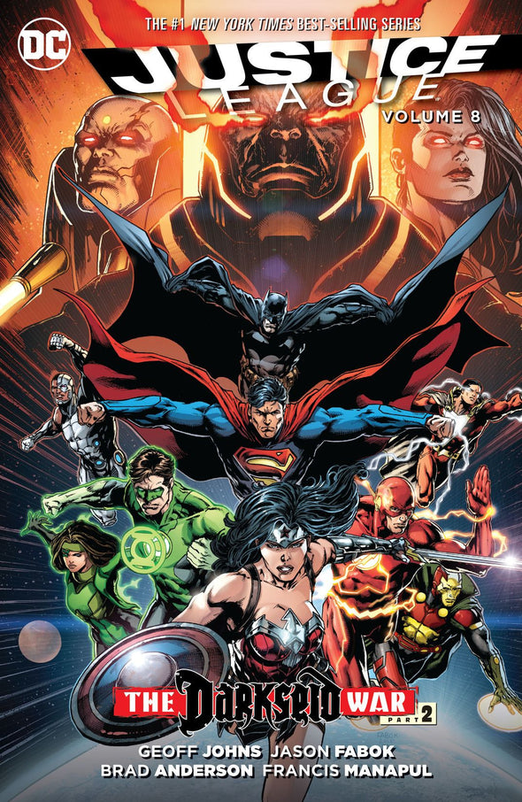 Justice League (2011) TP Vol. 08: Darkseid War Part 2