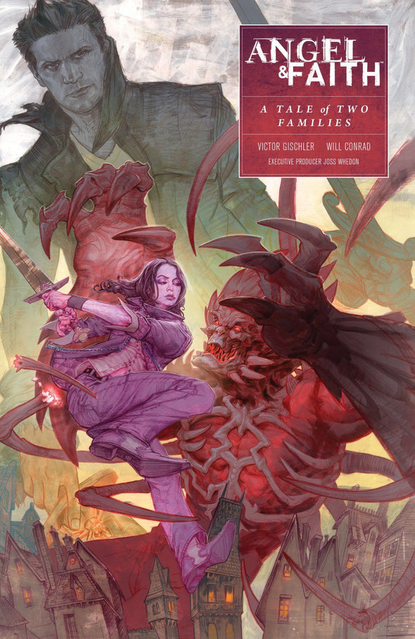 Angel & Faith: Season 10 Vol. 05 TP: A Tale of Two Families