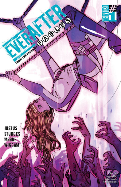 Everafter: From the Pages of Fables (2016) #01