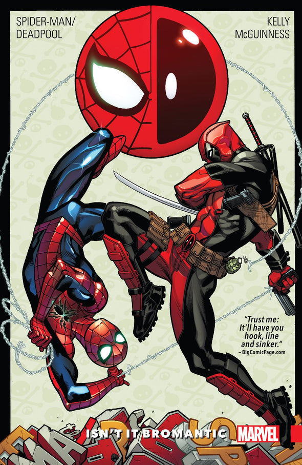 Spider-Man/Deadpool TP Vol. 01: Isn't It Bromantic