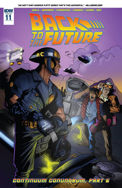 Back to the Future (2015) #11