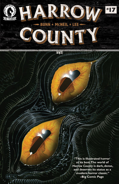 Harrow County (2015) #17