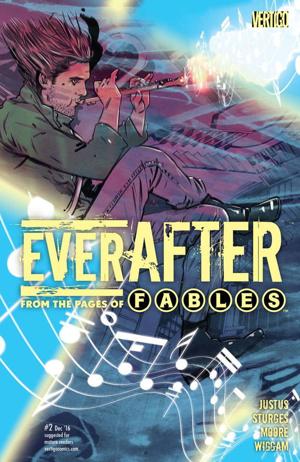 Everafter: From the Pages of Fables (2016) #02