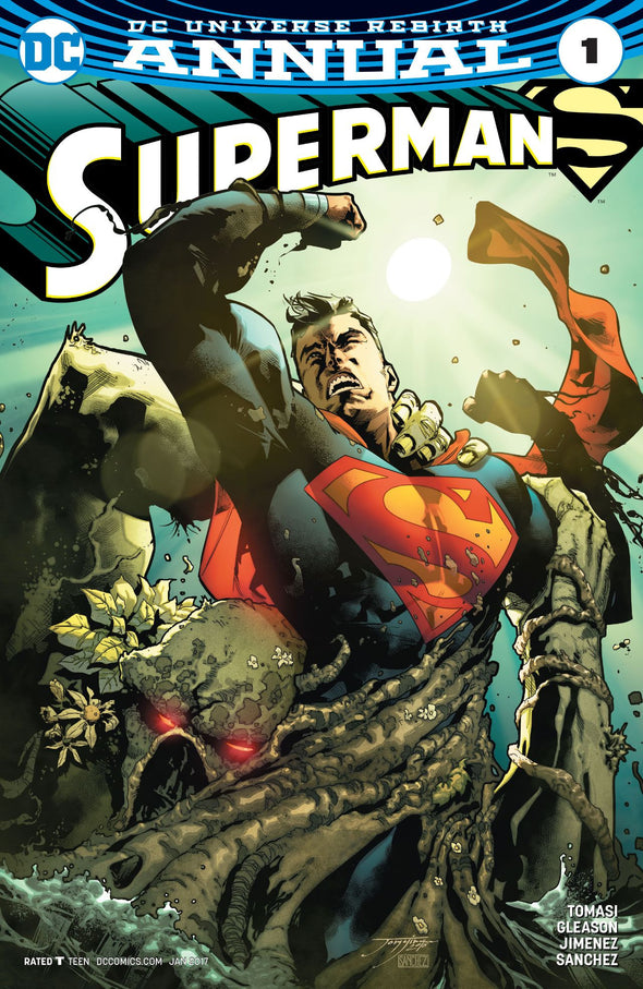 Superman Annual (2016) #01