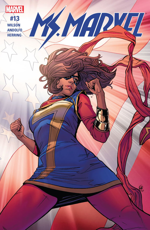 Ms. Marvel (2015) #13