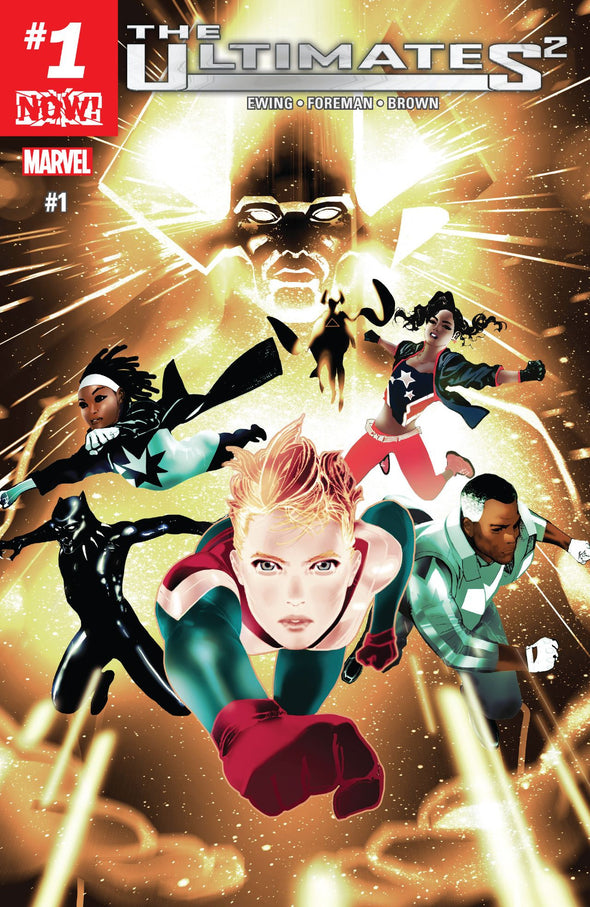 Ultimates 2 (2016) #01