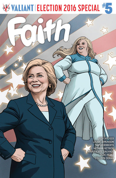 Faith (ONGOING 2016) #05