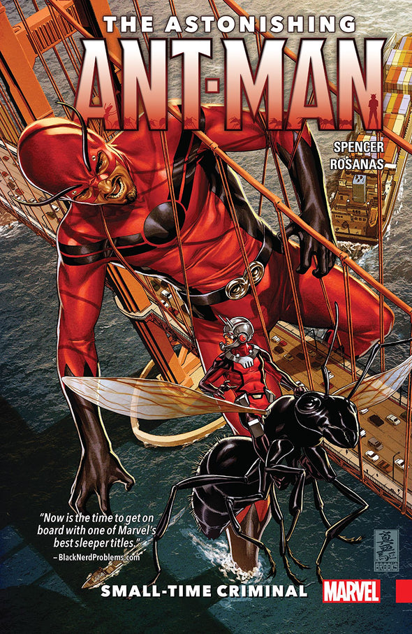 Astonishing Ant-Man (2016) TP Vol. 02: Small-Time Criminal