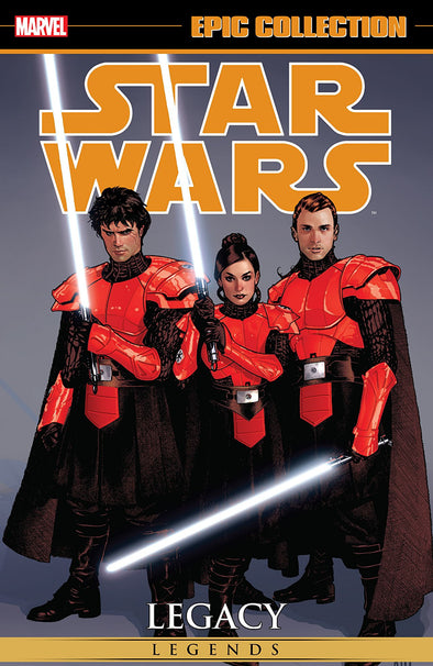 Star Wars Legends Epic Collection: Legacy TP Vol. 01