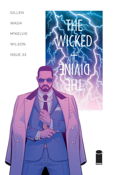 Wicked & Divine (2014) #23