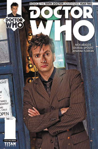 Doctor Who 10th (2015) #16