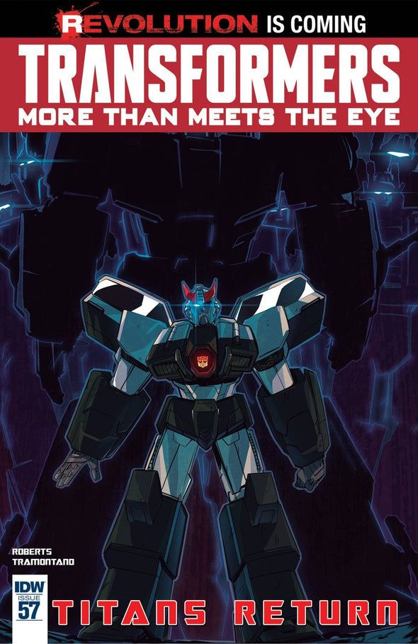Transformers: More Than Meets the Eye (2011) #57