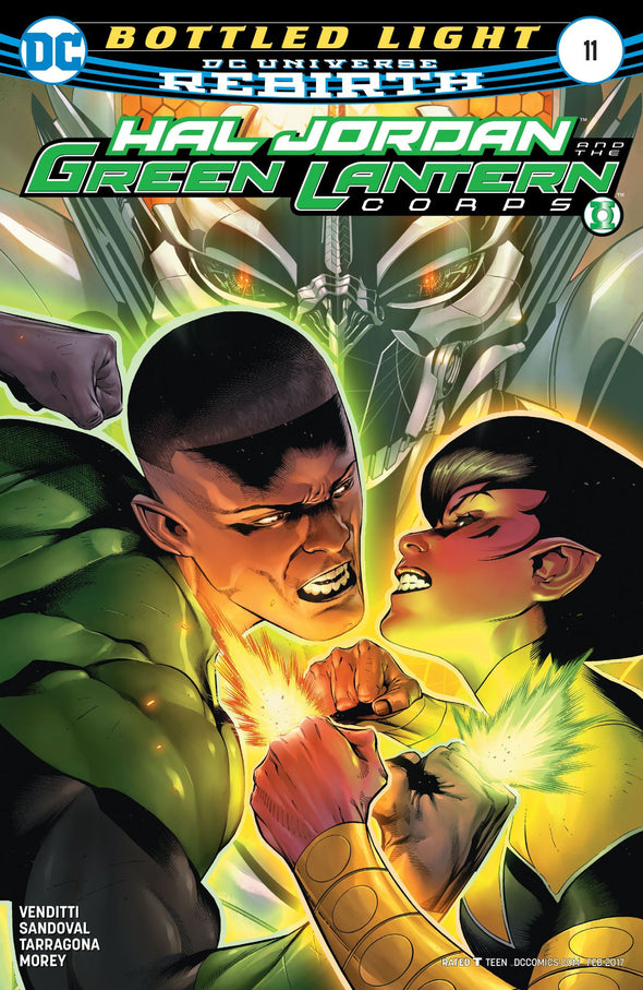 Hal Jordan and The Green Lantern Corps (2016) #11