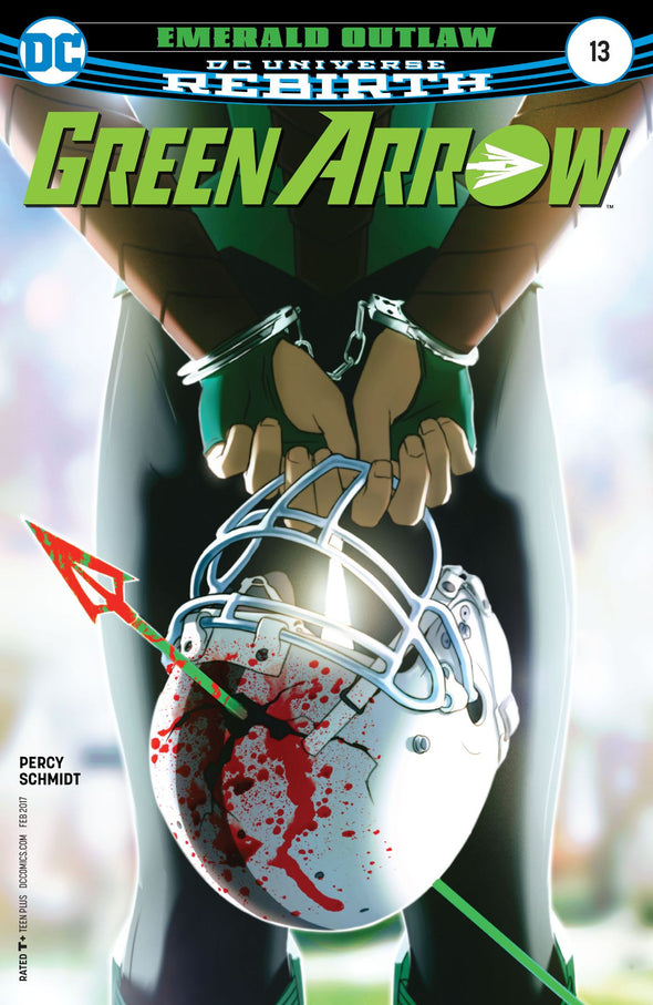 Green Arrow (2016) #013