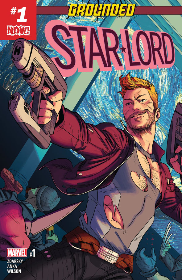 Star-Lord (2016) #01