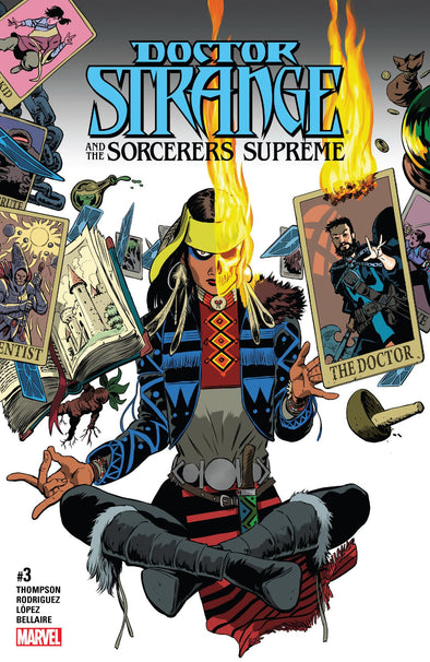 Doctor Strange and the Sorcerers Supreme (2016) #03