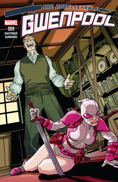 Gwenpool, The Unbelievable (2016) #09