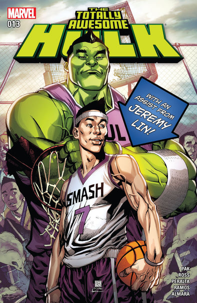 Totally Awesome Hulk (2015) #13