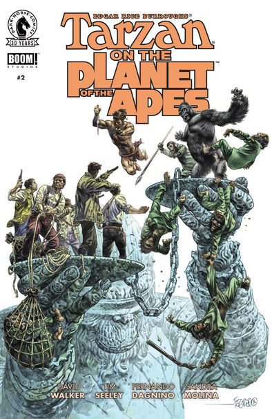 Tarzan on the Planet of the Apes #02