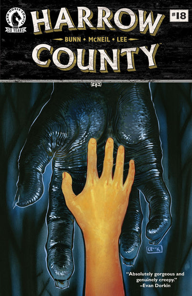 Harrow County (2015) #18