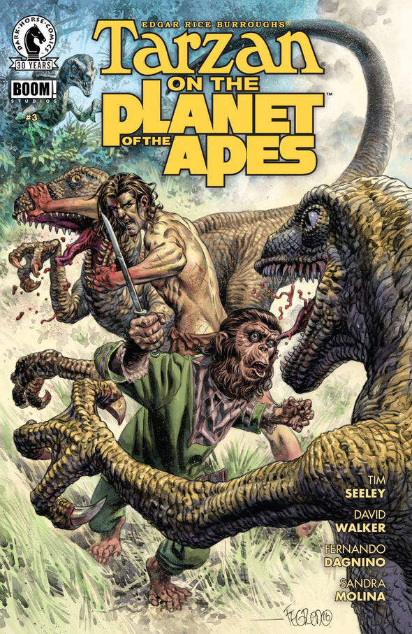 Tarzan on the Planet of the Apes #03
