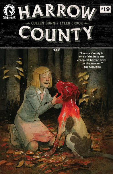 Harrow County (2015) #19