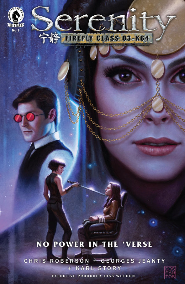 Serenity: No Power in the 'Verse (2016) #03