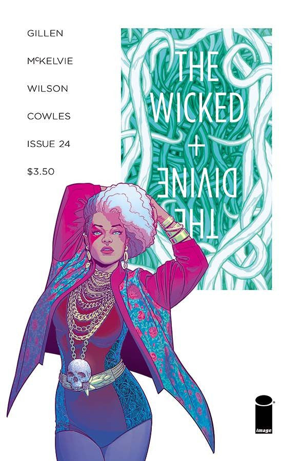 Wicked & Divine (2014) #24