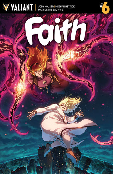 Faith (ONGOING 2016) #06