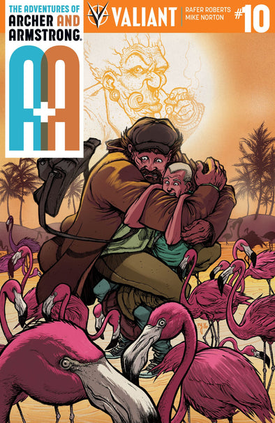 A&A: The Adventures of Archer & Armstrong (2016) #10