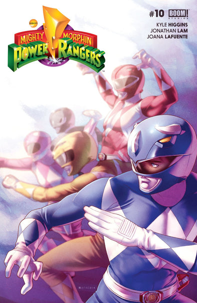 Mighty Morphin Power Rangers (2016) #10
