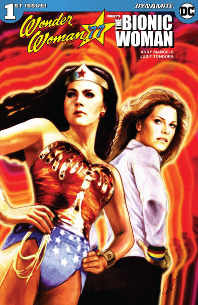 Wonder Woman '77 Meets The Bionic Woman #01