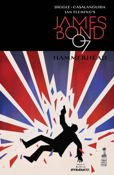 James Bond Hammerhead (2016) #03