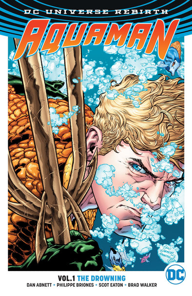 Aquaman (2016) TP Vol. 01: The Drowning