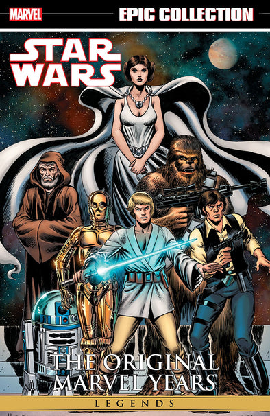 Star Wars Legends Epic Collection: Original Marvel Years TP Vol. 01
