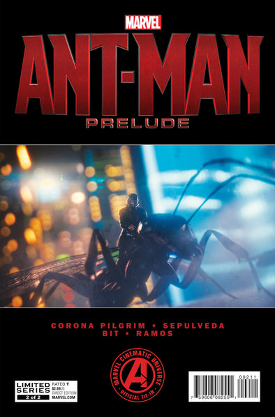 Marvel's Ant-Man Prelude (2015) #02
