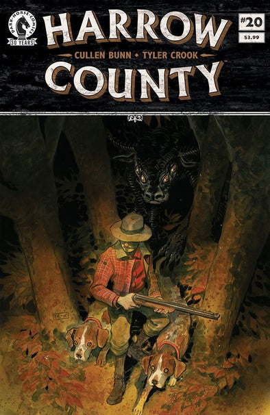 Harrow County (2015) #20