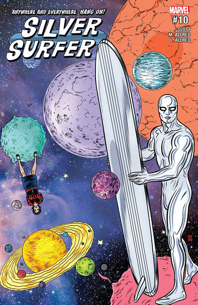 Silver Surfer (2016) #10